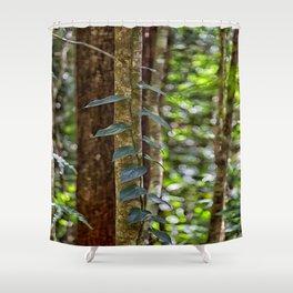 Forest Vine Shower Curtain