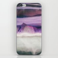northern lights iPhone & iPod Skins featuring Northern Lights by SpaceFrogDesigns