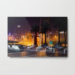 Dubaï, The Mall Emirates Arabes Unis Metal Print