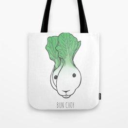 Bun Choy Tote Bag
