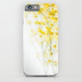 Mimosa - JUSTART (c) iPhone Case