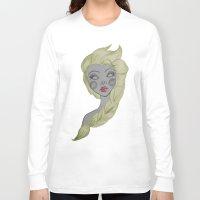elsa Long Sleeve T-shirts featuring Elsa by Bittersweet