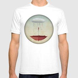embracing chance T-shirt