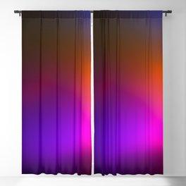 Rainbow Foil 3 Blackout Curtain
