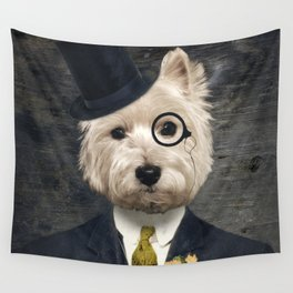 Sir Bunty Wall Tapestry
