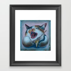 helix Framed Art Print