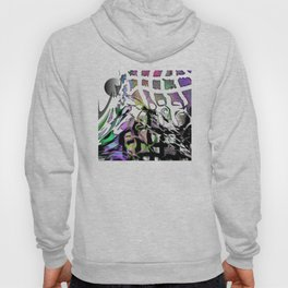 Distortion of the line Hoody