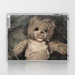 trapped teddy bear Laptop & iPad Skin