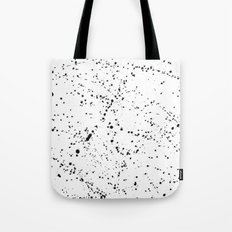 Dazed + Confused [White] Tote Bag