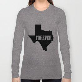 TEXAS FOREVER (Friday Night Lights) Long Sleeve T-shirt