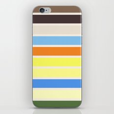 The colors of - to to ro iPhone & iPod Skin