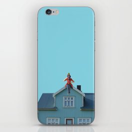Poppins tea iPhone Skin