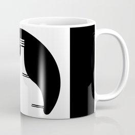 Ribera Navarra. Castildetierra Black & white Coffee Mug
