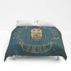 I Can Feel! Comforters