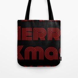Merry Xmas 8 Tote Bag