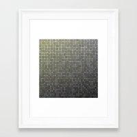 mosaic Framed Art Prints featuring Mosaic by David Zydd