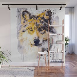 The Pack Leader Wall Mural