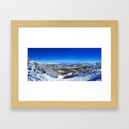 Madarao / Tangram Framed Art Print