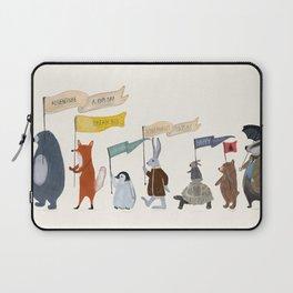 adventure and explore Laptop Sleeve