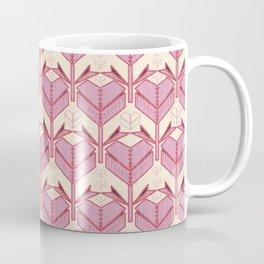 Origami Heart Coffee Mug
