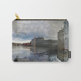 Newmarket Mills Abstraction Carry-All Pouch
