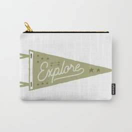 EXPLORE BANNER Carry-All Pouch