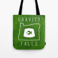 fez Tote Bags featuring Gravity Falls - Grunkle Stan's Fez (Original) by pondlifeforme