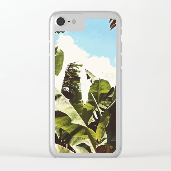 Silent Compilation #society6 Clear iPhone Case