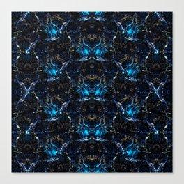 Hydrogen Slick Canvas Print