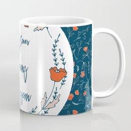 Dreams Blossom Coffee Mug