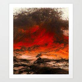 EXPLOSION - 24218/2 Art Print