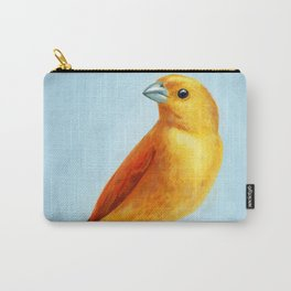 Wild Canary Carry-All Pouch