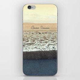 Ocean Dream III iPhone Skin
