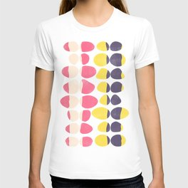 Painted Pebbles 3 T-shirt