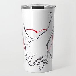 forever love Travel Mug