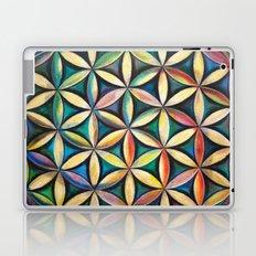 Flower of Life Laptop & iPad Skin