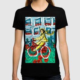 Bicycle Girl T-shirt