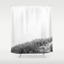American West 001 Shower Curtain