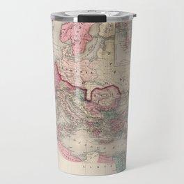 Vintage Map of The Roman Empire (1870) Travel Mug