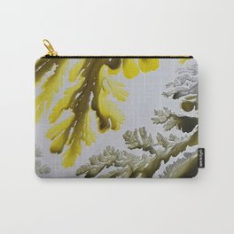 Corals, acrylic ink on canvas Carry-All Pouch