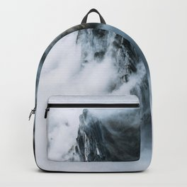 Moody Switzerland Mountain Peaks - Landscape Photography Backpack