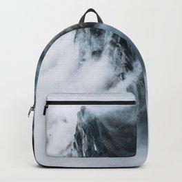 Moody Switzerland Mountain Peaks - Landscape Photography Backpack
