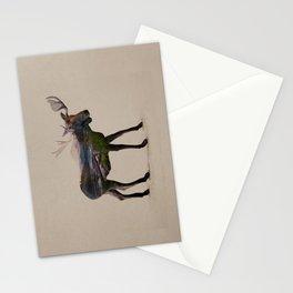 The Alaskan Bull Moose Stationery Cards