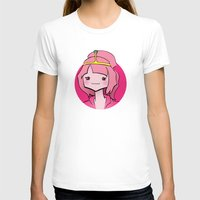princess bubblegum T-shirts featuring Bubblegum by Shay Bromund