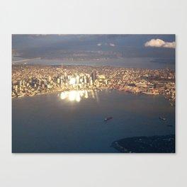 Seattle #3 Canvas Print