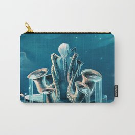 Everlasting Blues Carry-All Pouch