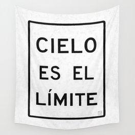 CIELO ES EL LIMITE Wall Tapestry