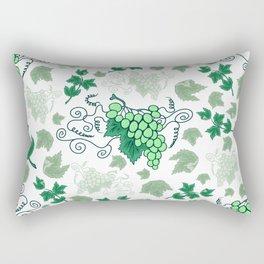 Bunches of grapes Rectangular Pillow