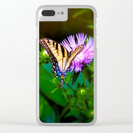 Wonders in a Micro World Clear iPhone Case