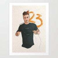 Li's 23rd Art Print